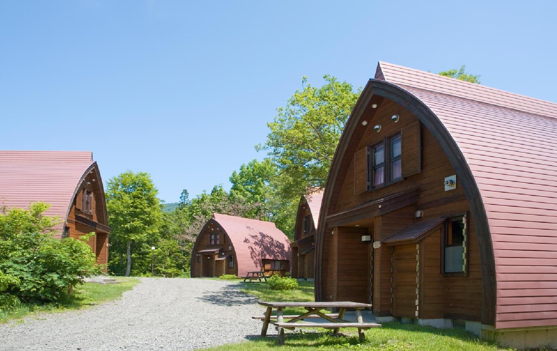 森の家 コテージイメージ
